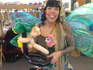 Clover the Balloon Fairy 2