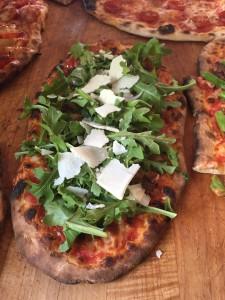 Pizza Vespucci