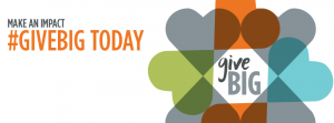 GiveBIG to Support the Third Place Community You Love!