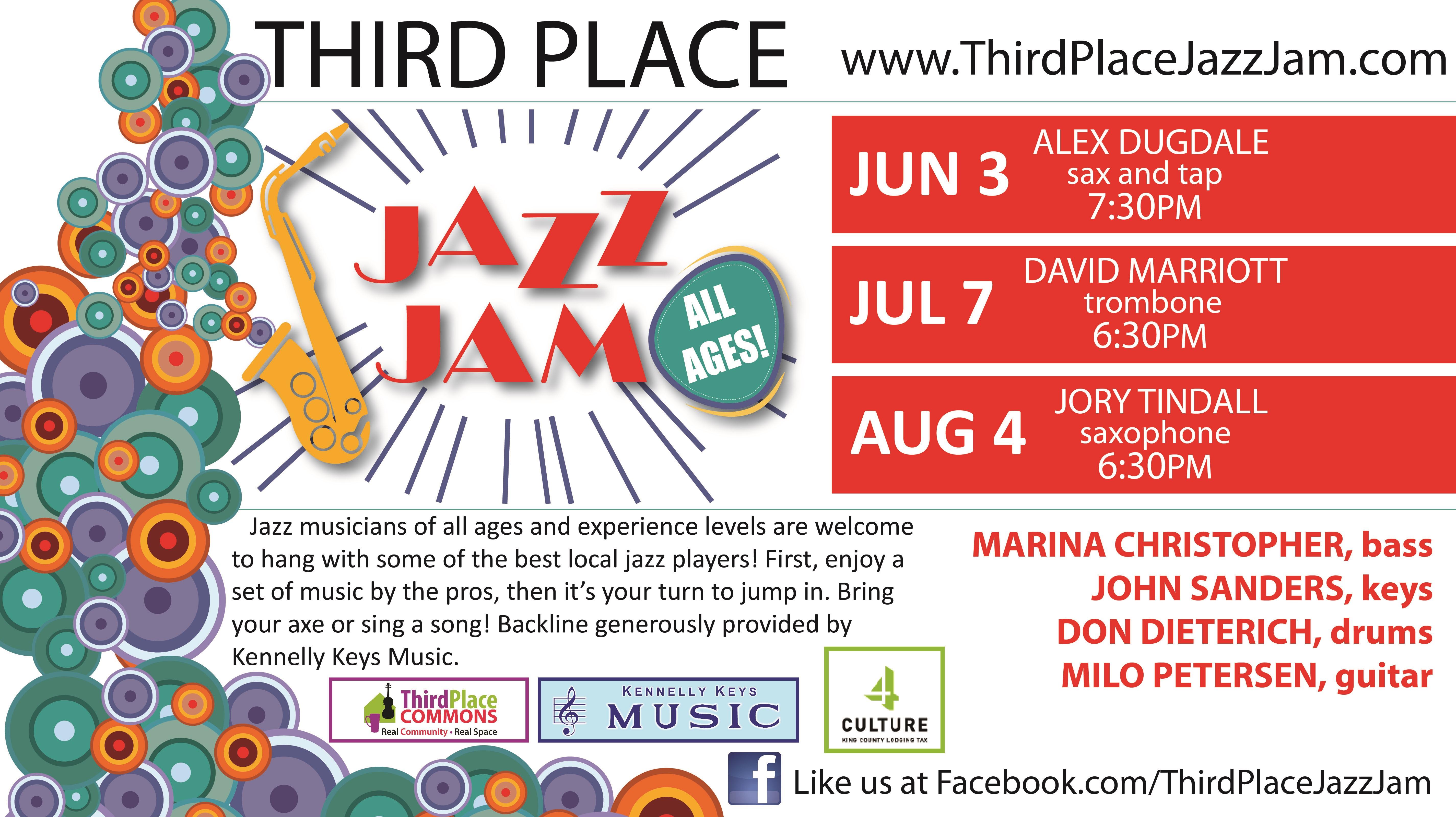 Third Place Jazz Jam
